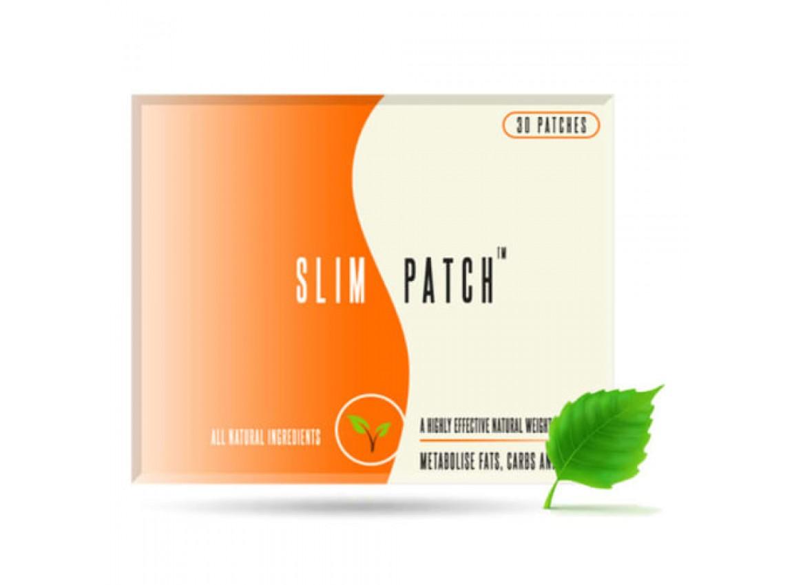 Adesivos Slim Patch Emagrecedor Com 10 Unidades